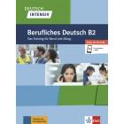 Deutsch intensiv Berufliches Deutsch B2. Buch + online