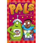 Pals (Bilingüe: Árabe-Inglés)