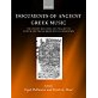 Documents of ancient Greek Music. The extant melodies and fragments edited and transcribed with commentary