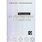 Diccionari de matemàtiques i estadística (vocabulari invers castellà-anglès-francès)