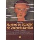 Mujeres en situación de violencia familiar