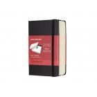 Moleskine* Calendario Sobremesa Pocket (cartoné-negro)