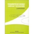 Fundamentos de variable compleja y aplicaciones