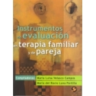 Instrumentos de evaluación en terapia familiar y de pareja