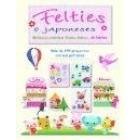 Felties japoneses. 155 Muñecos, animales, flores, letras...de fieltro