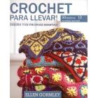 Crochet para llevar! Diseña tus propias marcas 50 motivos-10 mantas únicas