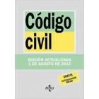 Código civil (tecnos)  2016
