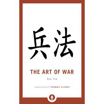 The Art Of War (Shambhala Pocket Library)
