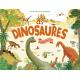 Els dinosaures (un llibre pop-up)