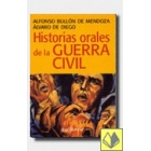 Historias orales de la guerra civil