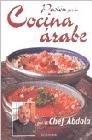 Pasión por la cocina árabe