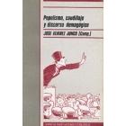 Populismo, caudillaje y discurso demagógico