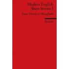 Modern English Short Stories I