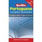 Berlitz Portuguese Compact Dictionary.  Portuguese-English/English-Portuguese