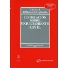 Legislación sobre Enjuiciamiento Civil ( 34 ed.) 2011