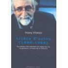 Llibre d'actes (1998-1999). Un dietari del tombant de segle des del pujolisme i el món de la cultura