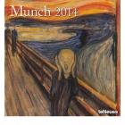 Munch, Broschürenkalender 2014