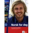 Norsk for deg. Norwegisch für Anfänger. Niveau A1 A2 (Lehrbuch, m. 2 Audio-CDs)