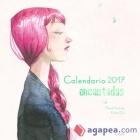 Calendario 2017 Encantadas (il. Esther Gili)