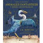 Animales fantásticos y dónde encontrarlos (ed. especial ilustrada)