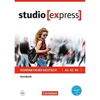Studio [express] A1-B1 - Kursbuch mit Audios online