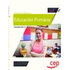Cuerpo de Maestros. Educación Primaria. Temario Vol. II
