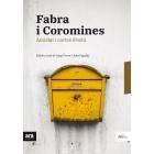 Fabra i Coromines: amistat i cartes d'exili