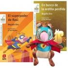 Pack SuperRasi (El superpoder de Rasi   peluche)