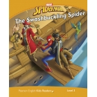 Marvel Spider-Man - The Swashbuckling Spider - Pearson English Kids Readers: Level 3