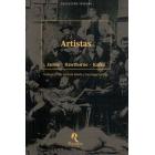 Artistas (James · Hawthorne · Kafka)