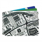 CARD HOLDER by BRITISH LIBRARY GIFT