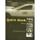 Quick Work. Pre-Intermediate. Workbook