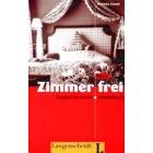 Zimmer frei Neu. Kassette zum Arbeitsbuch. Deutsch im Hotel