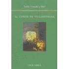 El Conde de Villamediana: estudio biográfico crítico