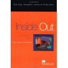 Inside Out level II student's book (Special edition )
