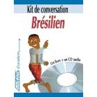 Kit de conversation Brésilien (1 livre + 1 CD)