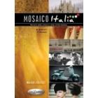Mosaico Italia. Percorsi nella cultura e nella civiltà italiana (B2/C2). CD Audio