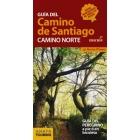 Guía del Camino de Santiago del Norte para peregrinos a pie o en bicicleta