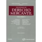 Lecciones de Derecho Mercantil. Vol.1