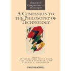 A companion tot he philosophy of technology