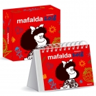 Calendario Mafalda 2020 (Taco rojo con caja)