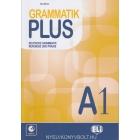 Grammatik plus A1. Deutsche grammatik referenz und praxis mit Audio-CD