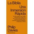 La Biblia: una inmersión rápida
