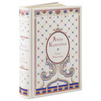 Anna Karenina (Barnes & Noble Leatherbound)