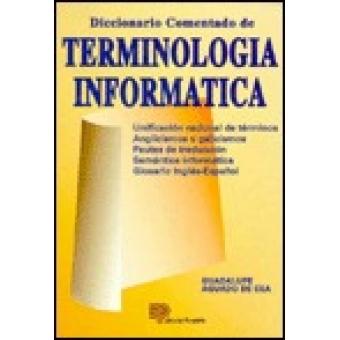 Diccionario comentado de terminolog a inform tica for Terminologia gastronomica pdf
