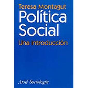 Política social. Una introducción