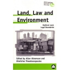 Land, law and environment (Mythical land, legal boundaries)