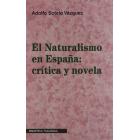 El Naturalismo en España: crítica y novela