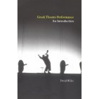 Greek theater performance. An Introduction