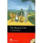 Wizard of Oz  (Macmillan Readers 4/ Pre-intermediate) with Audio CD)